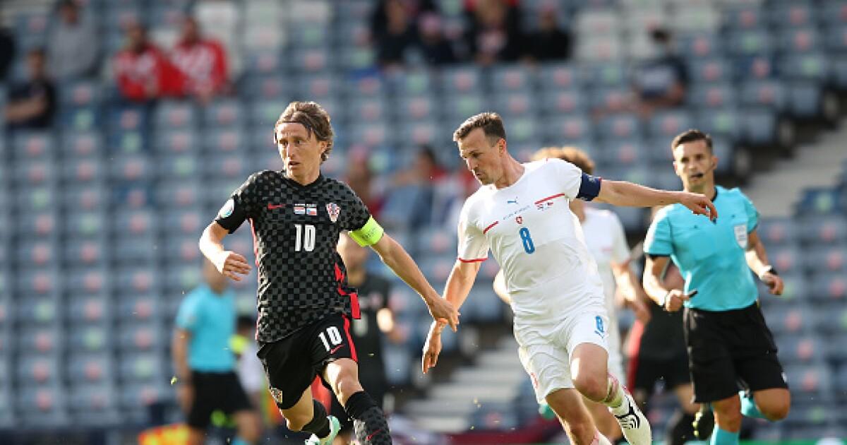 Croacia vs. Escocia EN VIVO: hora y dónde ver el partido de la Eurocopa por televisión