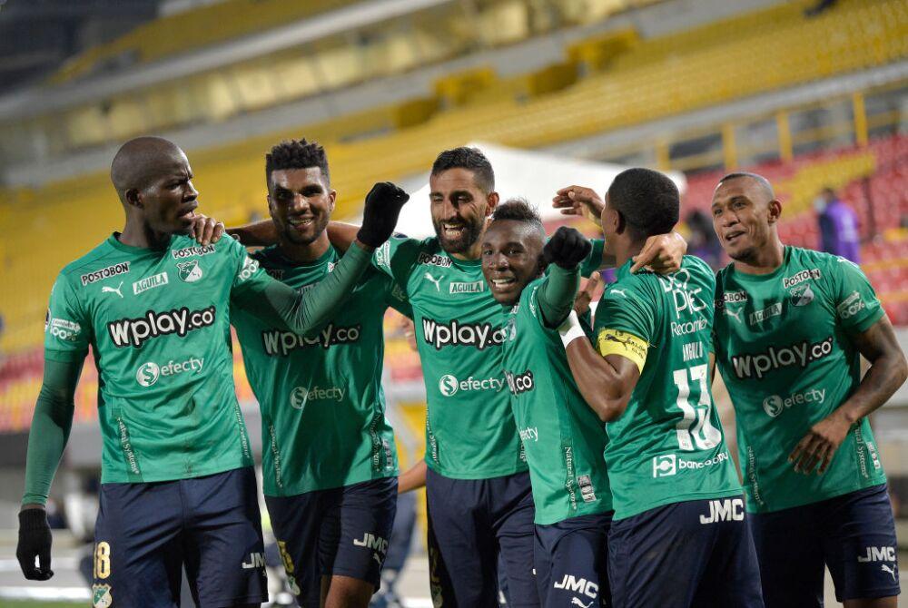 Millonarios v Deportivo Cali - Copa CONMEBOL Sudamericana 2020