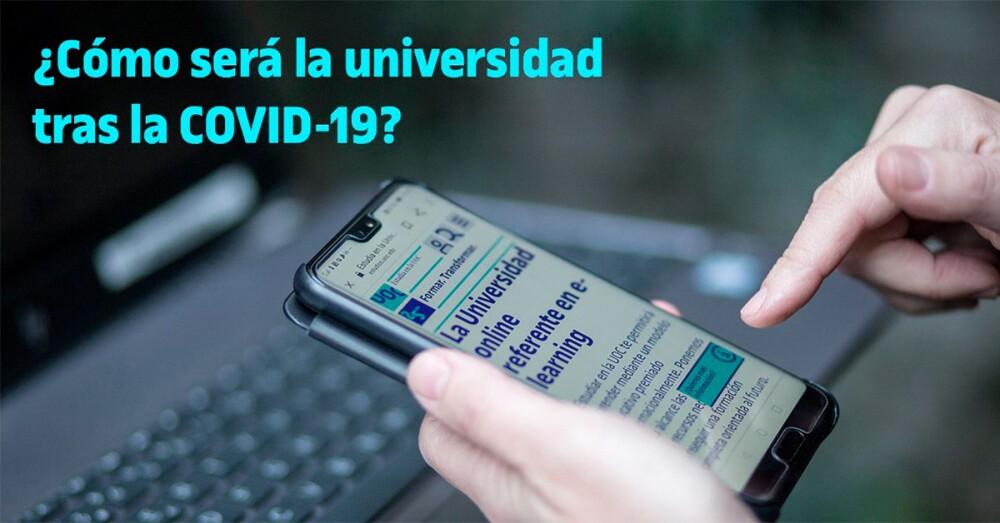 Universidad Covid-19, Fundación para la Universitat Oberta de Catalunya