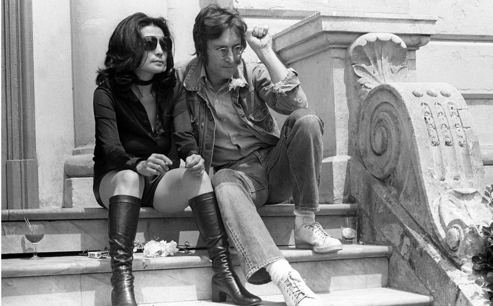John Lennon- Yoko Ono