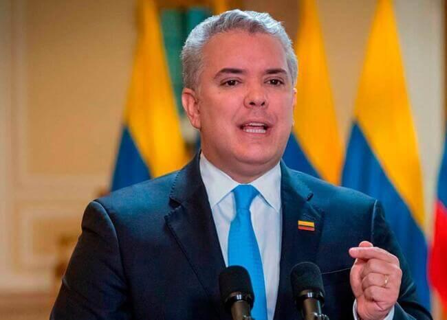 372315_Iván Duque // Foto: Presidencia