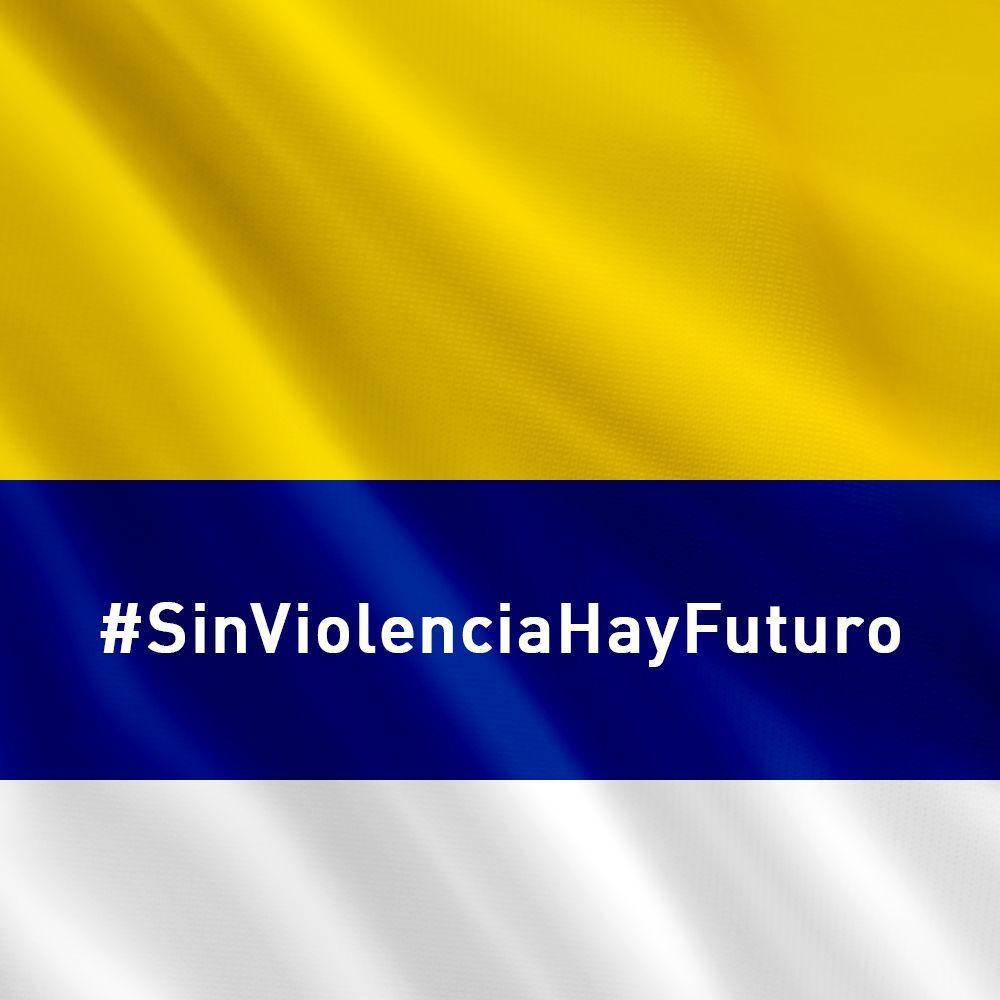 Sin violencia hay futuro