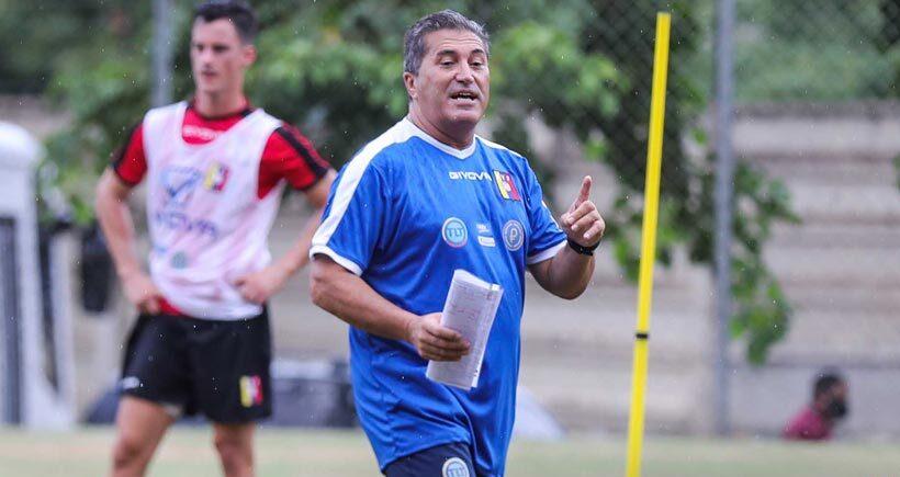 José Peseiro, entrenador Selección Venezuela