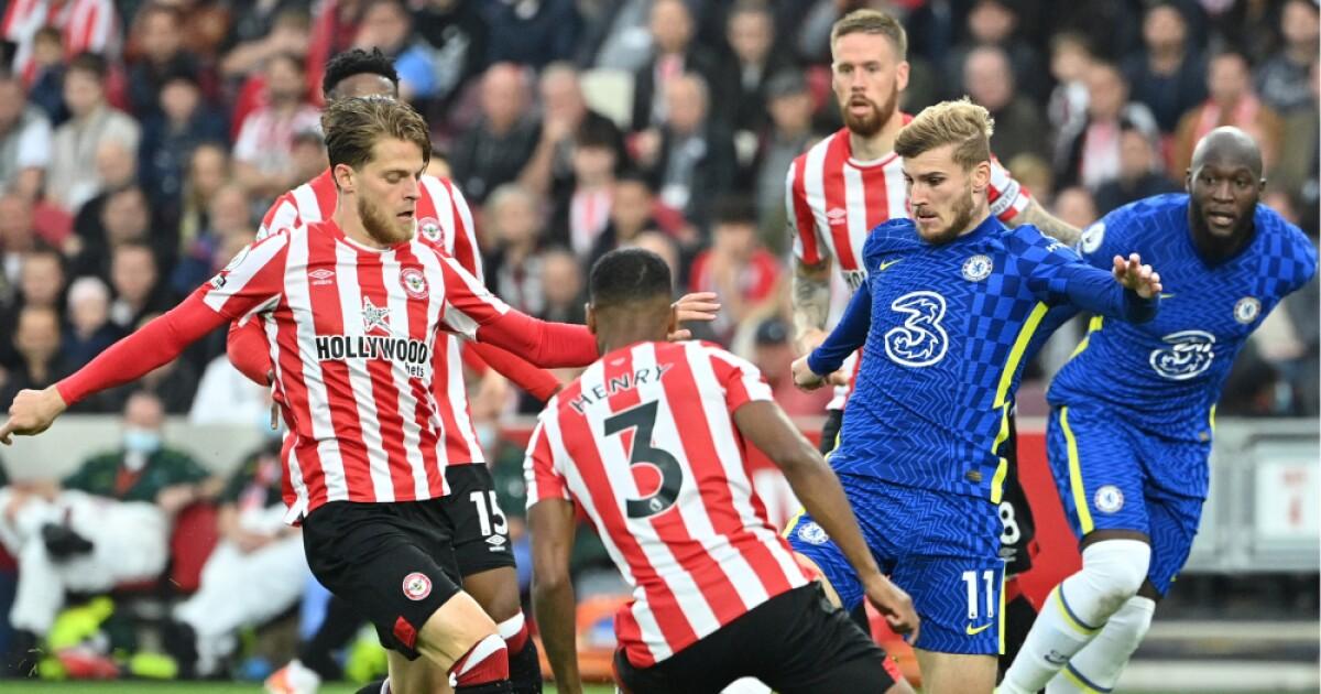Un gol le bastó al Chelsea para conseguir los tres puntos ante Brentford y el liderato de la Premier | Fútbol | BluRadio