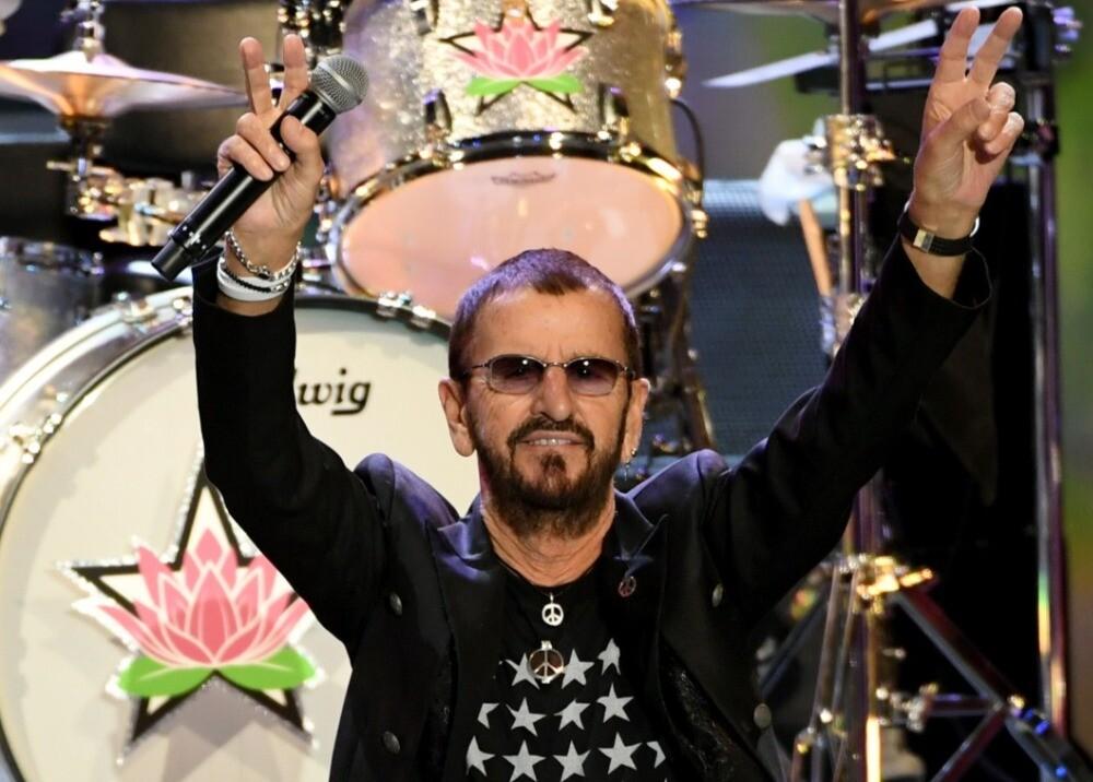 370146_Ringo Starr / AFP