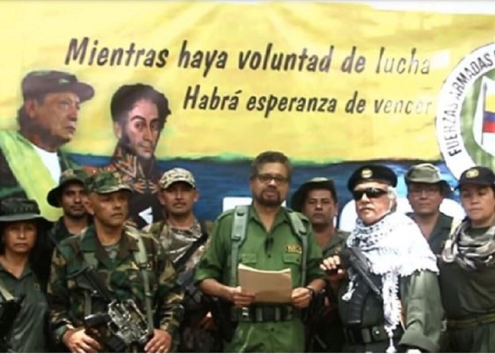344174_BLU Radio // Iván Márquez, rearme // Foto: captura video