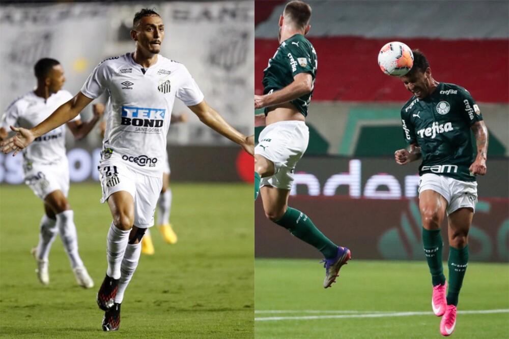 Santos vs. Palmeiras
