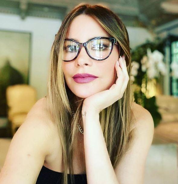 Sofía Vergara, actriz colombiana que brilló en Hollywood