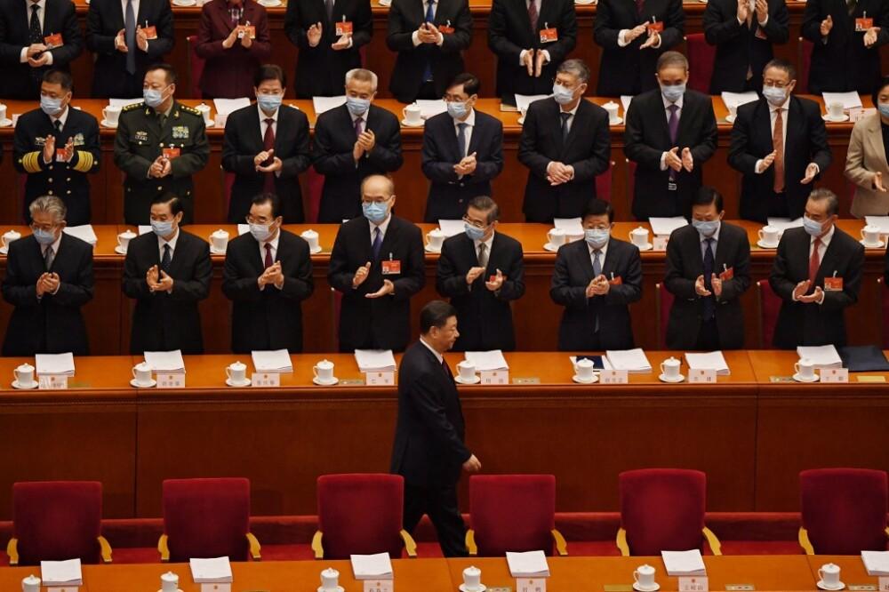 Asamblea Nacional Popular en China
