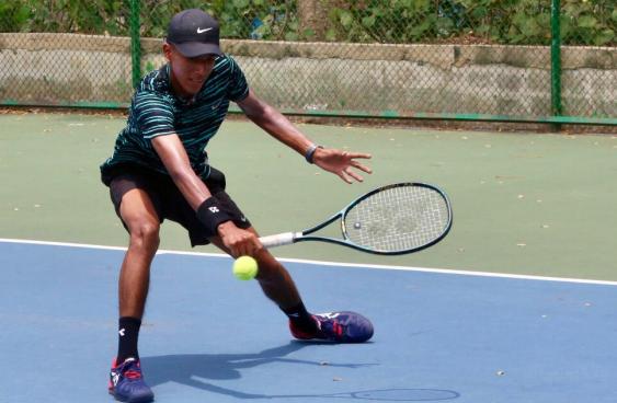 Johan Rodriguez debutó con victoria en el 'Mundial juvenil' de Barranquilla.