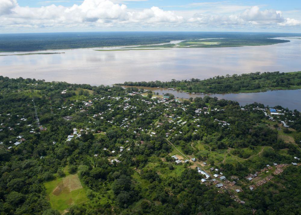 338959_BLU Radio. Amazonas / Foto Referencia: AFP