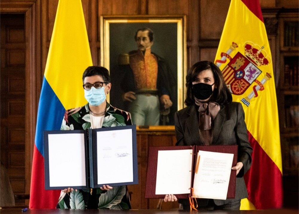 Claudia Blum y Arancha González Foto suministrada.jpg