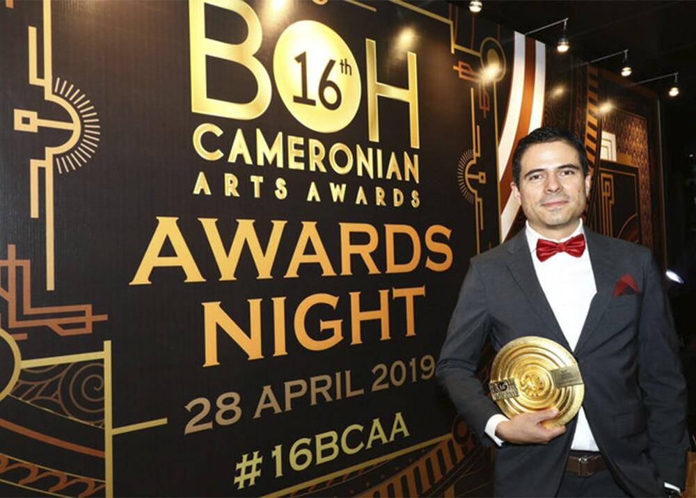 333611_BLU Radio. Juan Montoya ganó reconocimiento como mejor director en Malasia / Foto: Cortesía
