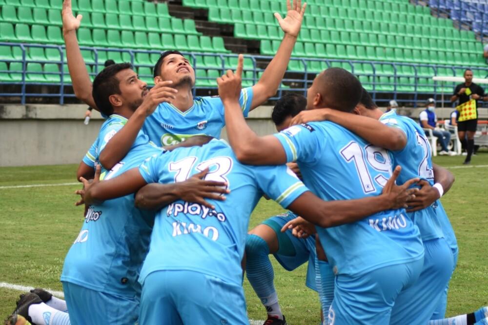 Jaguares de Córdoba vs Deportivo Pereira