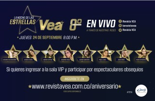 Noche de las estrellas - Revista Vea