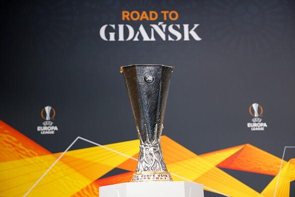 Europa League trofeo