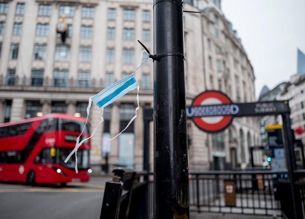 358506_Coronavirus Reino Unido / Foto: AFP