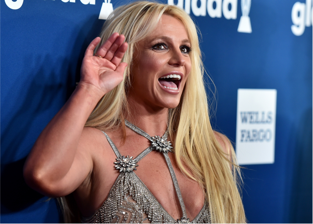 305528_Foto: Britney Spears/Referencia AFP