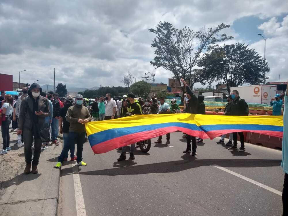 protestas en la avenida boyacá.jpg
