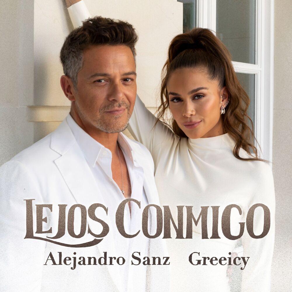Greeicy y Alejandro Sanz sorprenden con 'Lejos Conmigo', nueva y picante propuesta musical