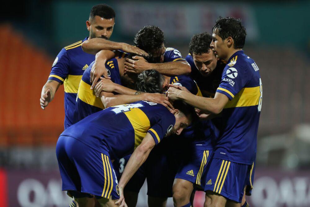 Deportivo Independiente Medellin v Boca Juniors - Copa CONMEBOL Libertadores 2020