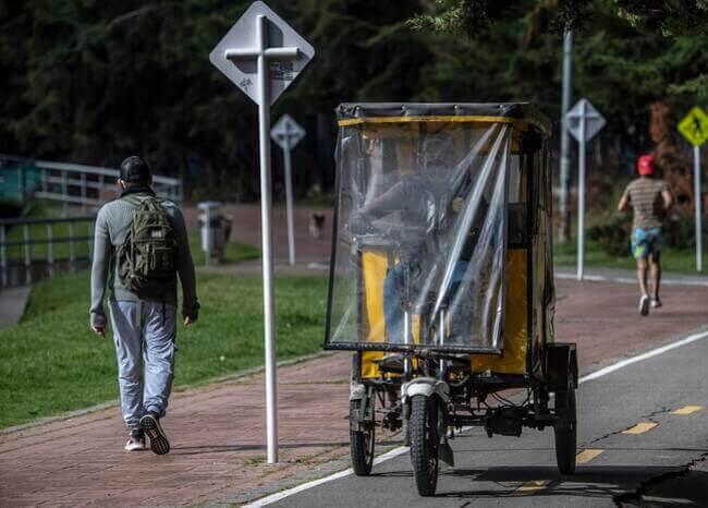 370545_Bogotá // Foto: AFP