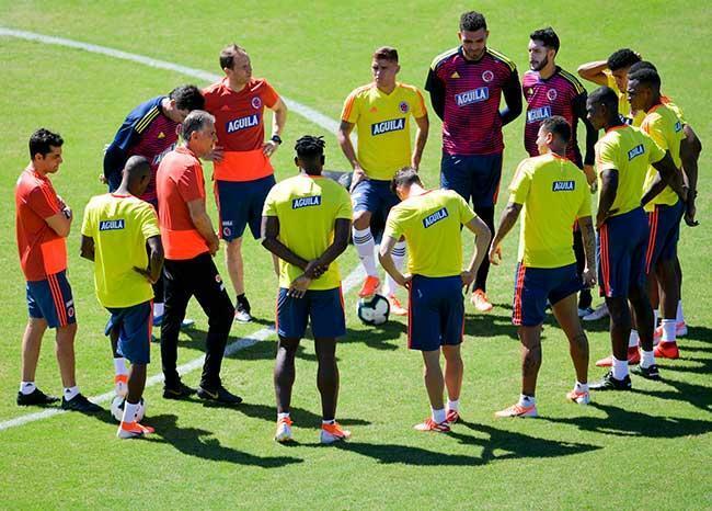372770_Selección Colombia // Foto: AFP