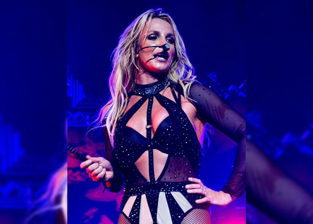 8430_La Kalle - Britney Spears imagen de una marca de ropa - Foto: Barcroft Images