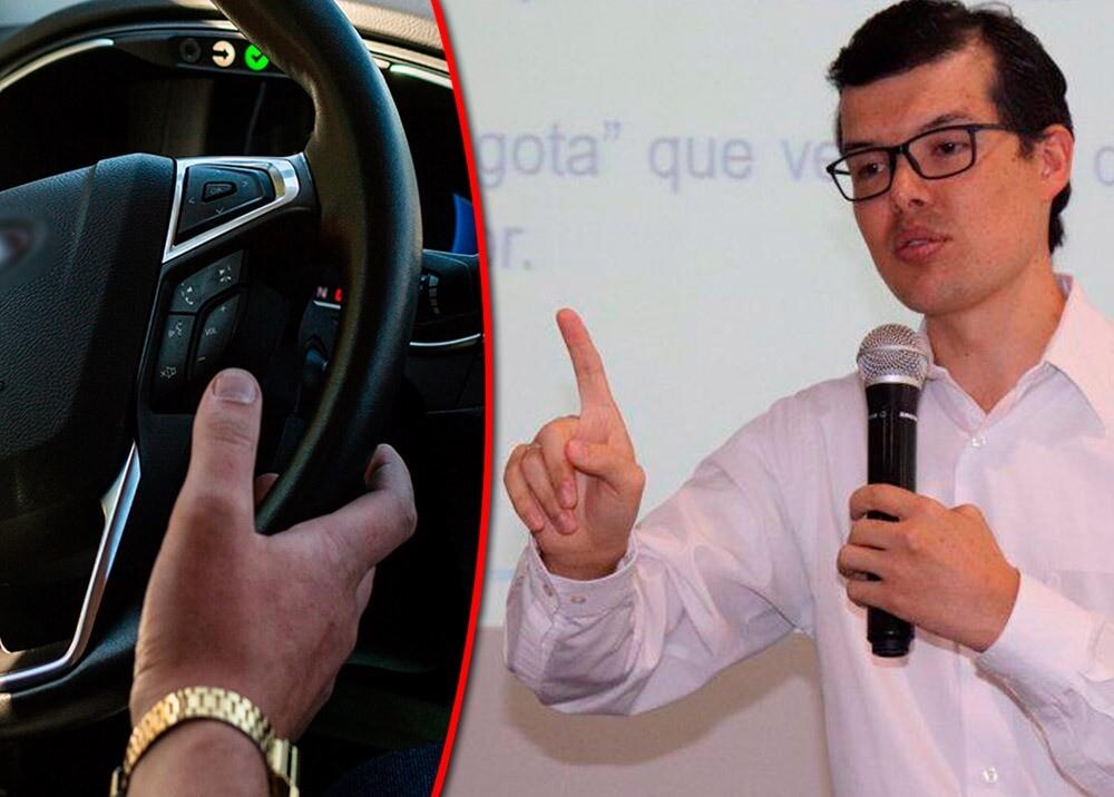 Conductores - Camilo Pabón