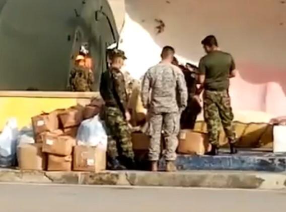 Uniformados, al parecer, robaron ayudas para damnificados del huracán Iota