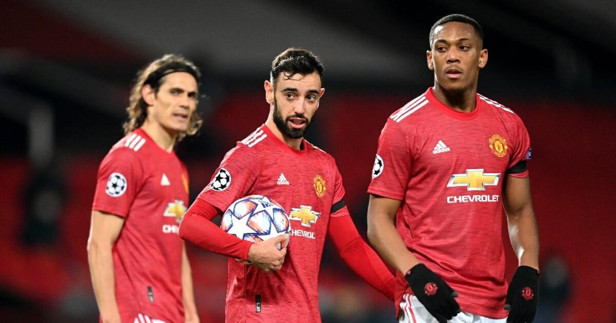 Manchester United se vengó del Istanbul y lo goleó 4-1, con un inspirado Bruno Fernandes