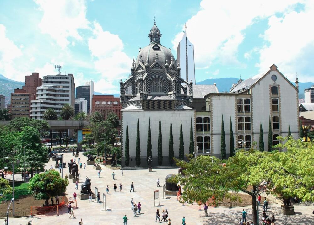 370658_Centro de Medellín. Foto: Cortesía