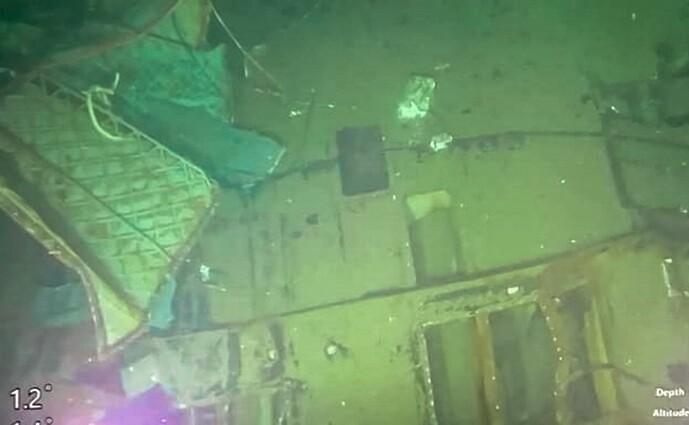 submarino indonesia encontrado