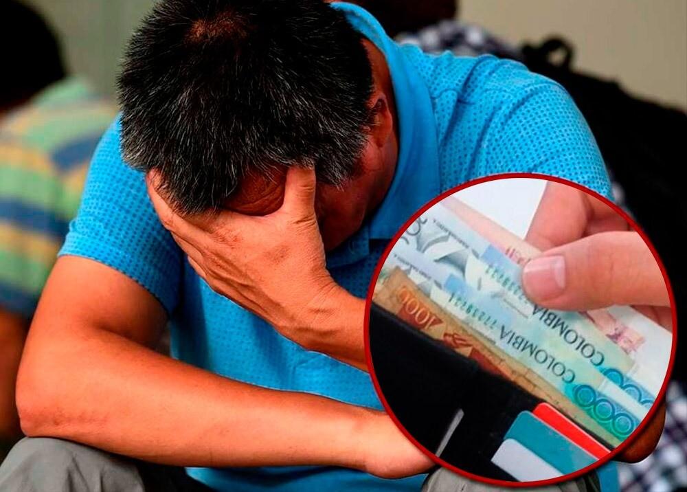 Subsidio de desempleo / Fotos: AFP - BLU Radio, imágenes de referencia