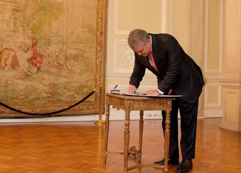 371444_Iván Duque // Foto: Presidencia de la República