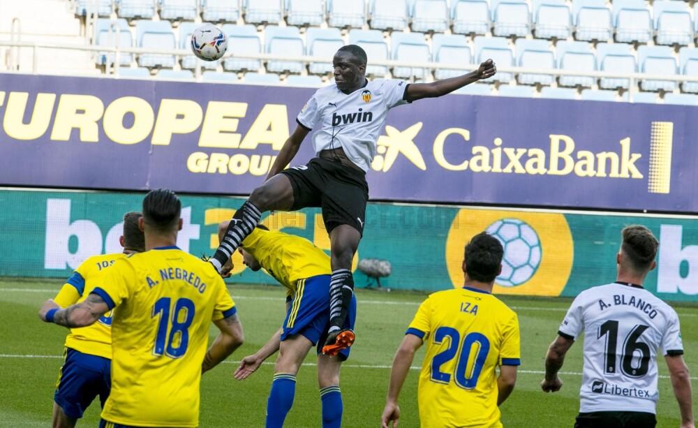 Cadíz vs. Valencia
