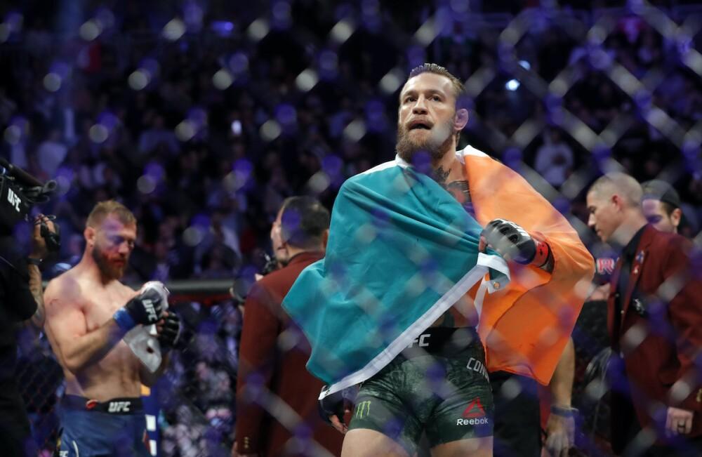 Conor McGregor / AFP
