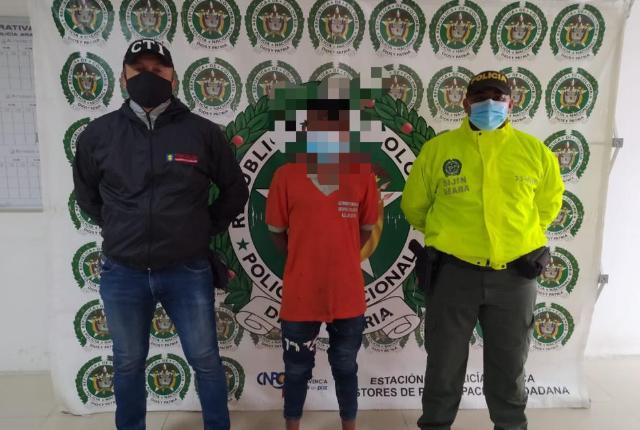 caso de abuso de una menor en Arauca