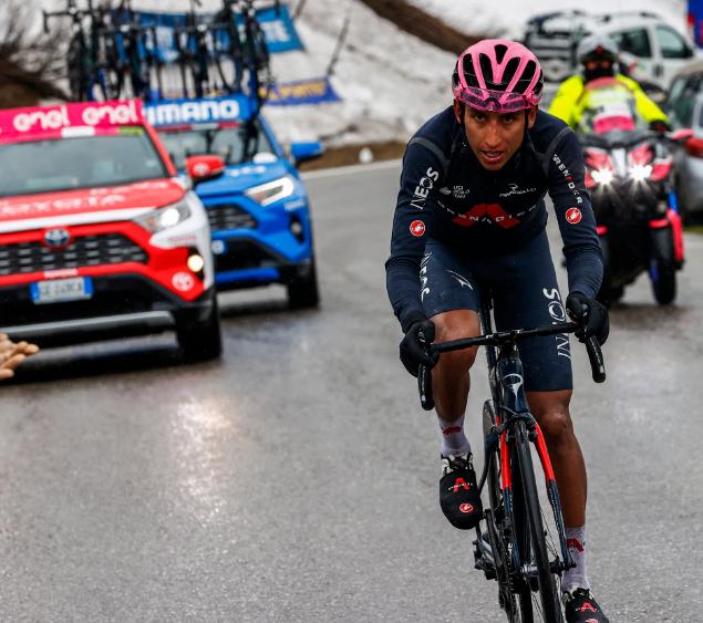 Egan Bernal sueña con ganar la Vuelta a España, pero aun no confirma su presencia en la edición de 2021.