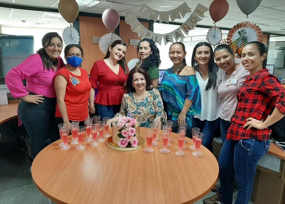 372281_BLU Radio: Cumpleaños Alcaldía de Bucaramanga / Foto: Suministrada
