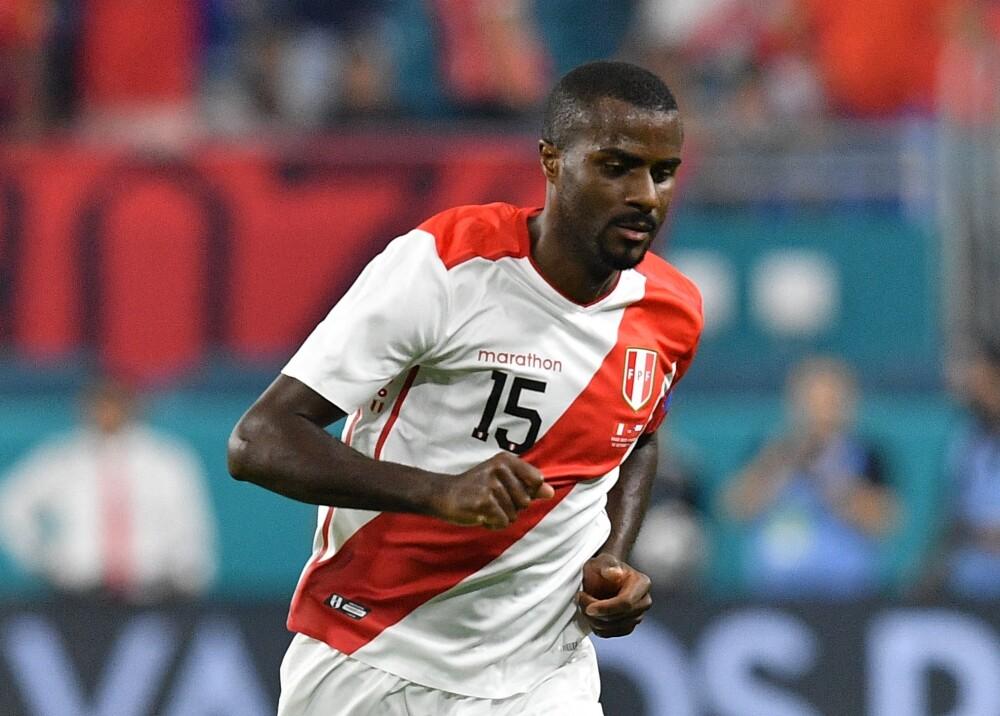 Christian Ramos Selección Perú AFP.