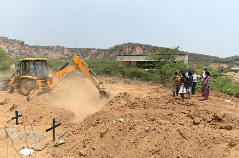Casos y muertes por COVID-19 en India