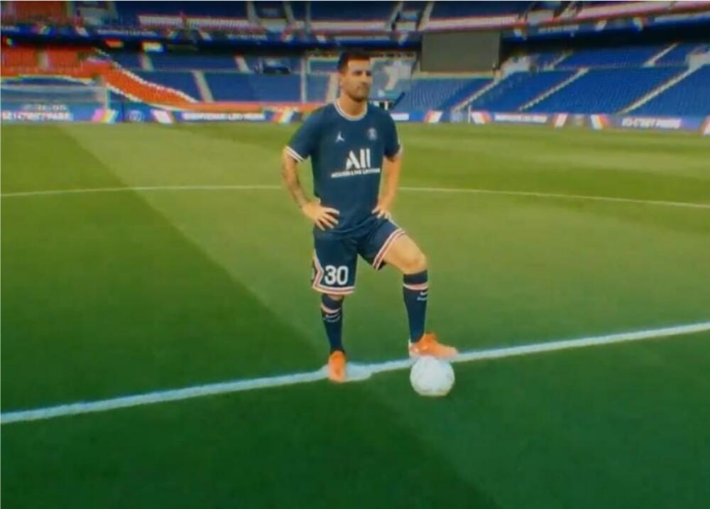Messi, nuevo jugaro PSG Foto PSG.jpeg