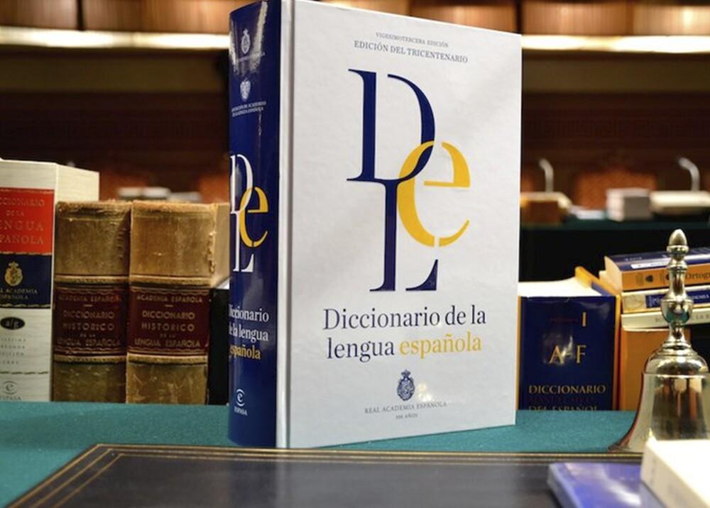 317330_BLU Radio. Diccionario RAE / Foto: RAE