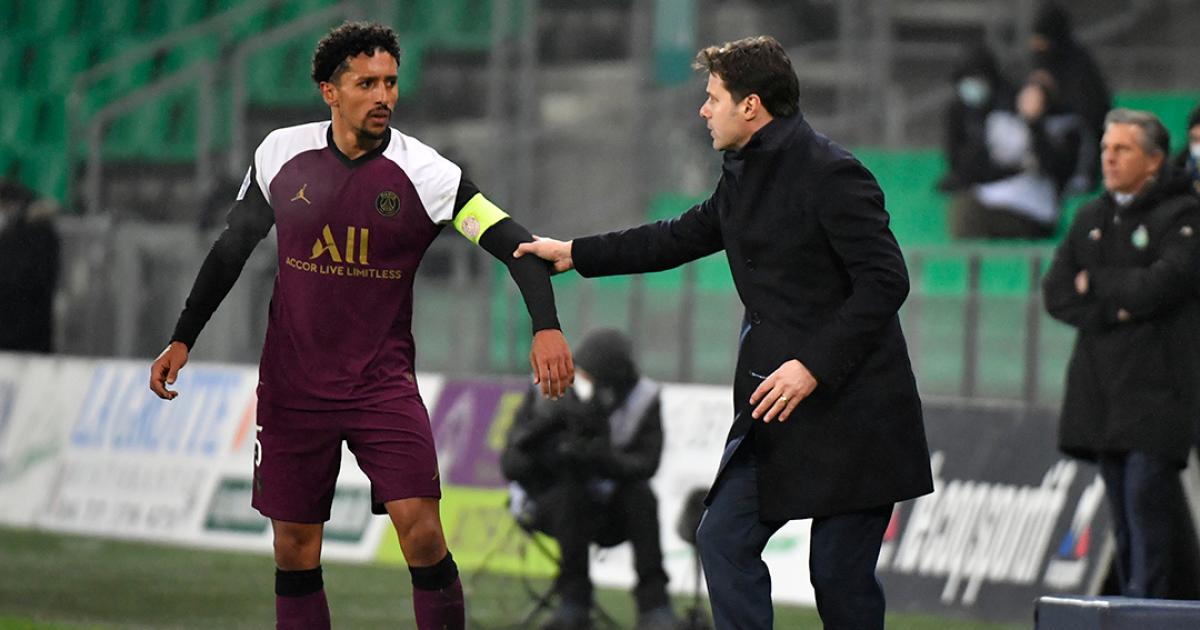Mauricio Pochettino debutó en PSG con un empate 1-1 contra Saint Etienne: no fue el mejor inicio