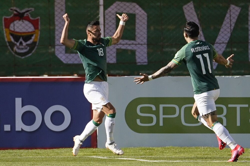 Bolivia Paraguay