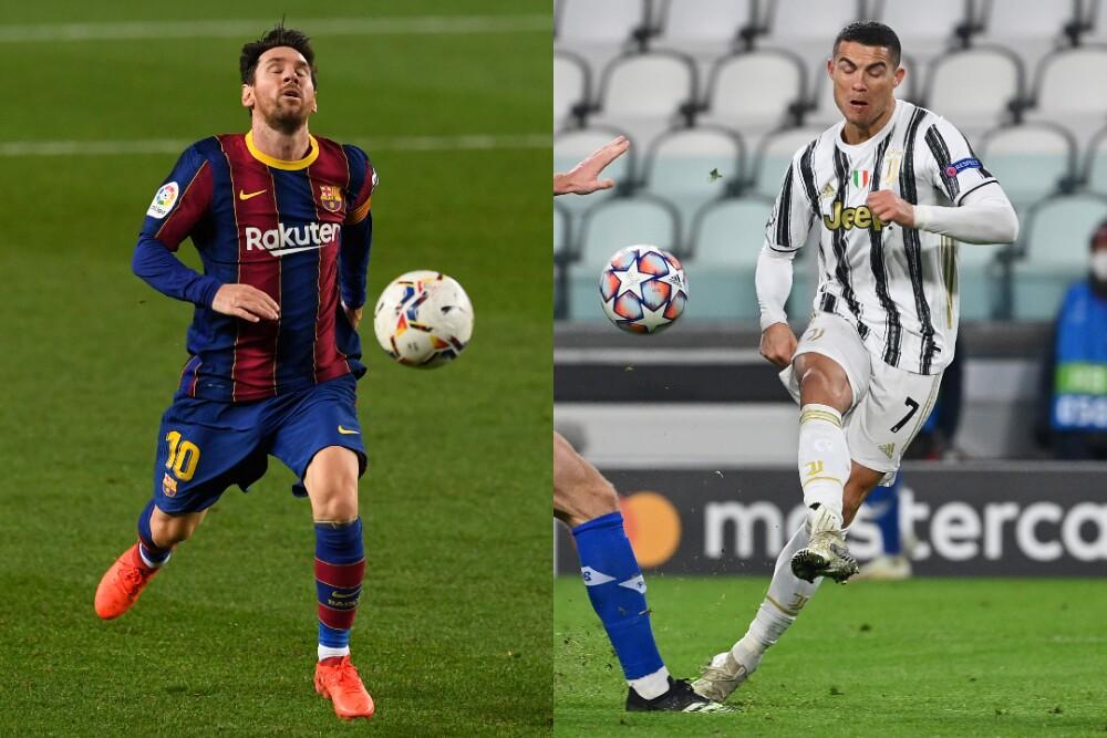 Lionel Messi Cristiano Ronaldo 071220 AFP E.jpg