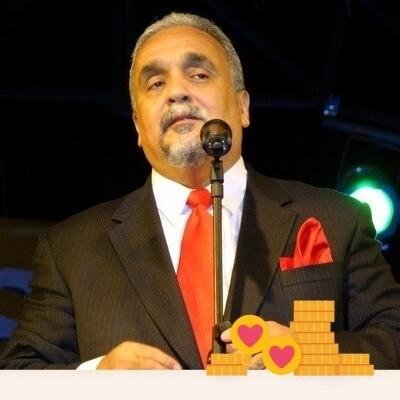 Willie Colón, cantante de salsa.