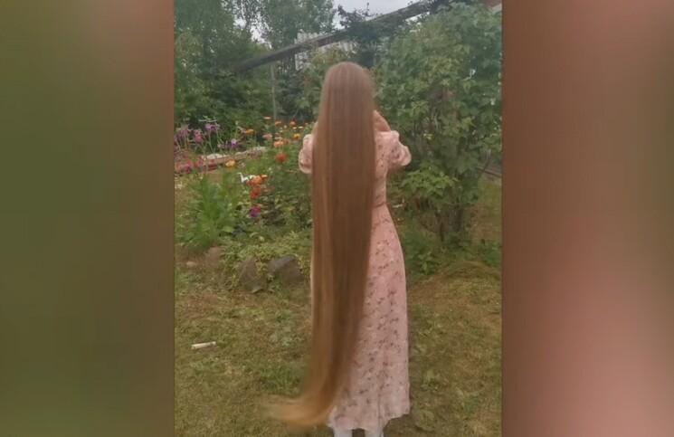 Rapunzel rusa