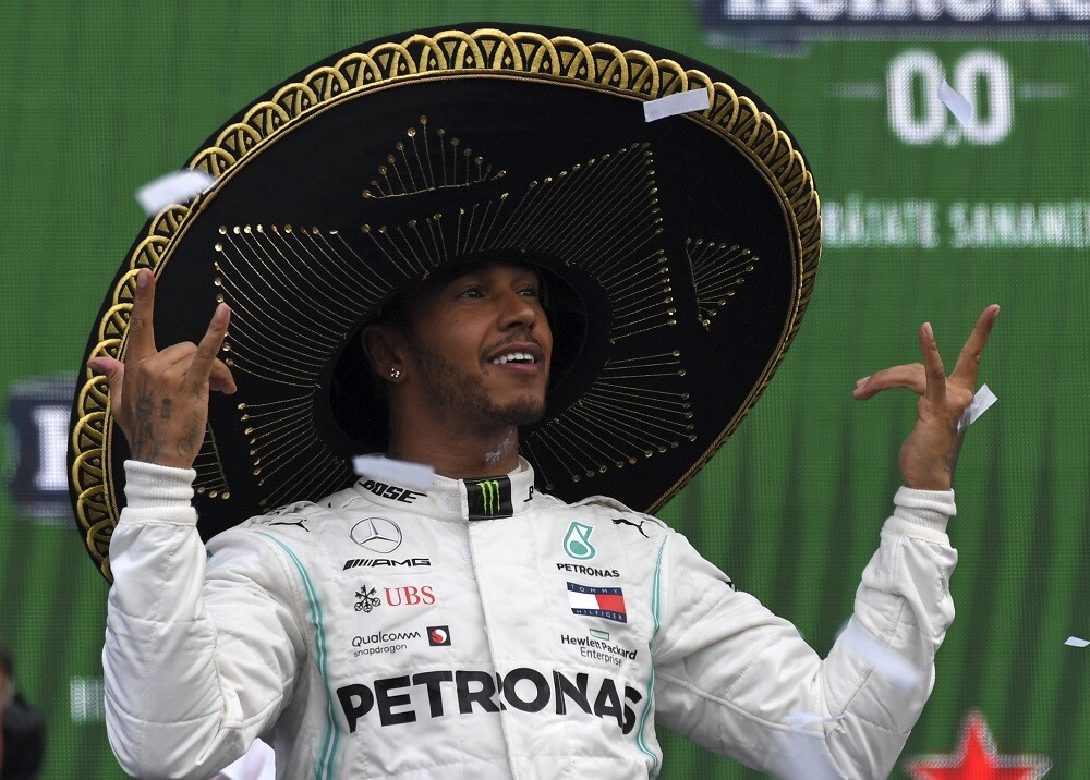 346949_Lewis Hamilton // Foto: AFP